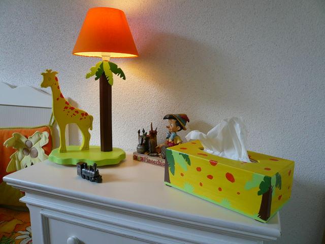 Girafe assorti 2