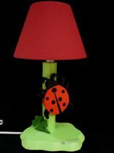 Lampe Coccinelle