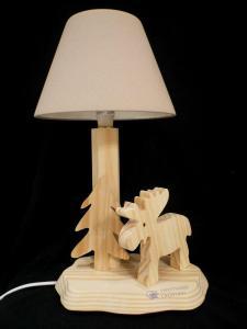 Lampe Elch