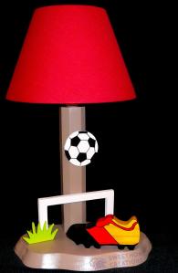 Lampe Fussball Deutschland