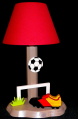 Lampe Foot Allemagne