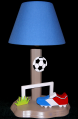 Lampe Fussball, Frankreich