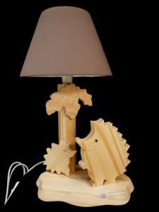 Lampe Hérissons