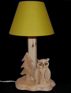 Lampe Eule