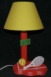 Lampe Tennis
