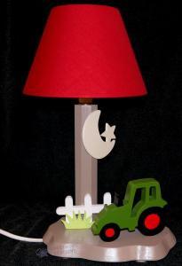 LampeTraktor