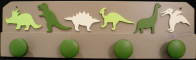 Kinderkleiderhaken Dinos